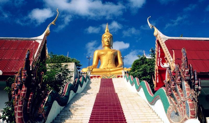 泰国苏梅岛6天5晚自由行
