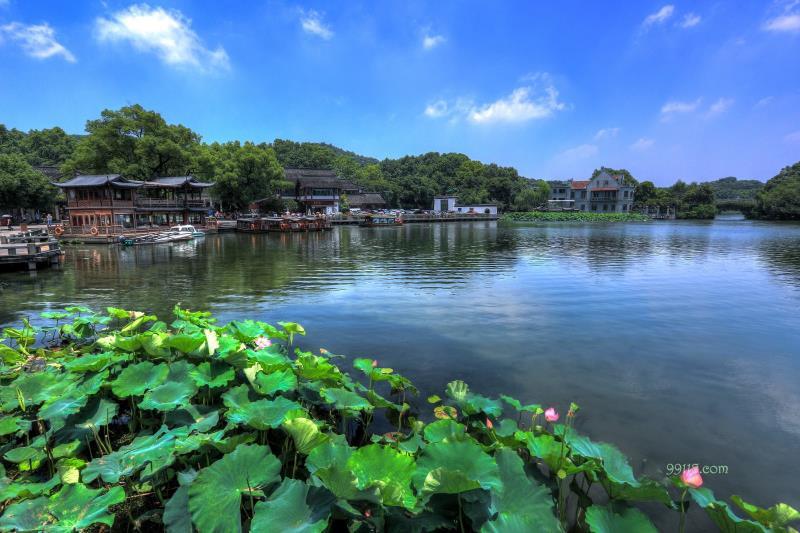 祈福华东:上海+普陀山+绍兴+杭州双飞六日游