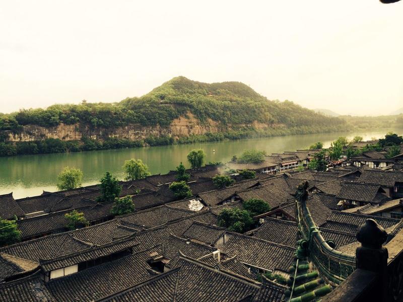 广安小平故里、阆中古城、南充丝绸博物馆二日游