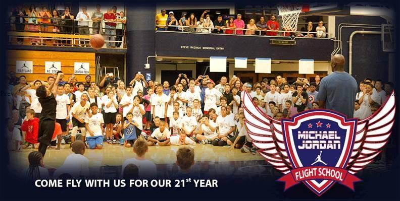 (US13)美国乔丹篮球英语15天体育研学营